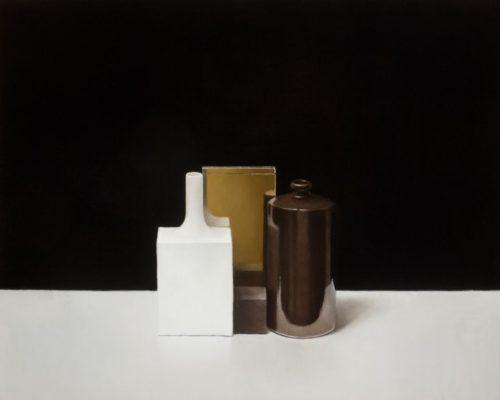 Reflected Yellow, Dark 2011