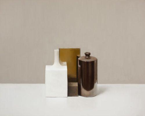 Reflected Yellow II, 2010