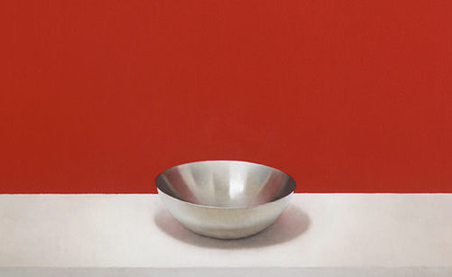 Silver Bowl, Red